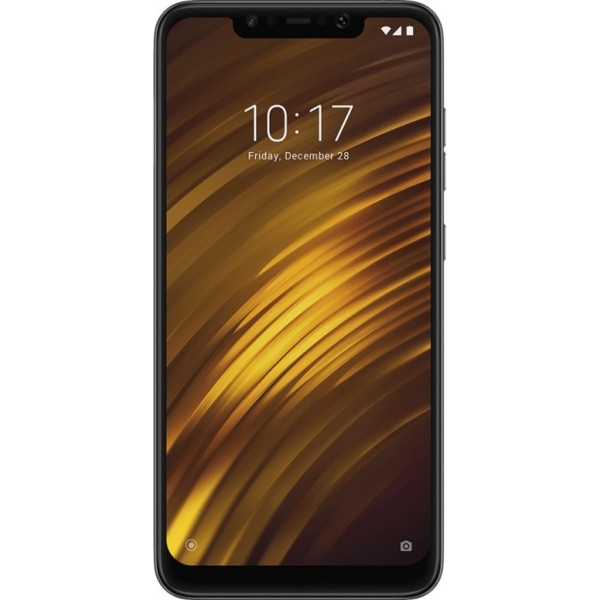 Xiaomi Pocophone Negro