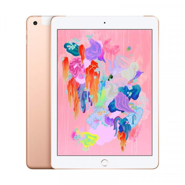 "Apple iPad 2019 10,2"" Oro"