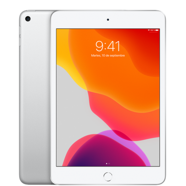 Apple iPad mini 2020 Plata
