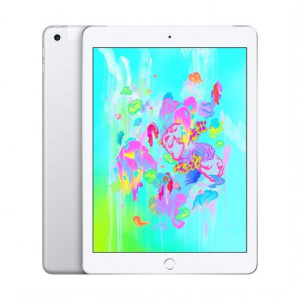 "Apple iPad 2019 10,2"" Plata"