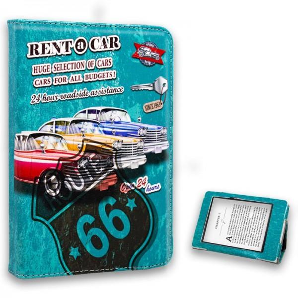 Funda Ebook / Tablet 6 pulg Polipiel Universal Car...