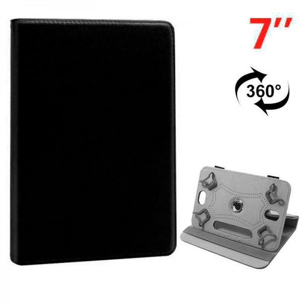 Funda COOL Ebook / Tablet 7 pulg Polipiel Negro Gi...
