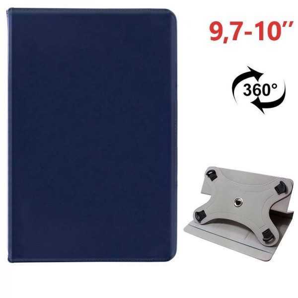 Funda COOL Ebook / Tablet 9.7 - 10 pulg Liso Azul ...
