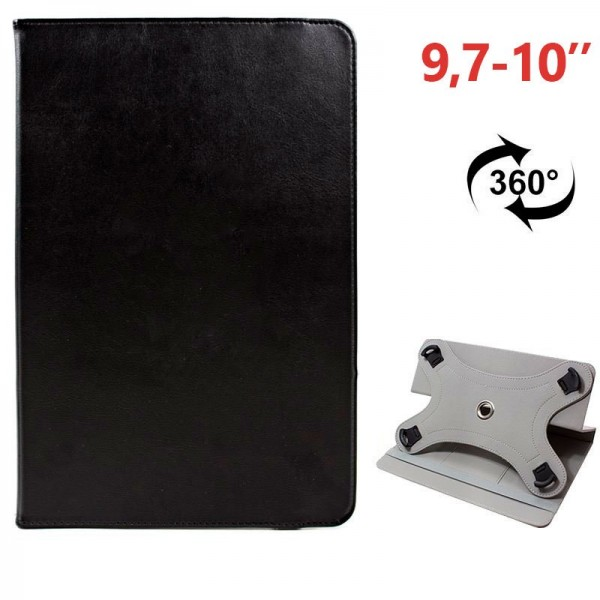 Funda COOL Ebook / Tablet 9.7 - 10 pulg Liso Negro...