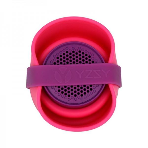 Altavoz Bluetooth Cono Plegable YZSY Sali Pink (2W)