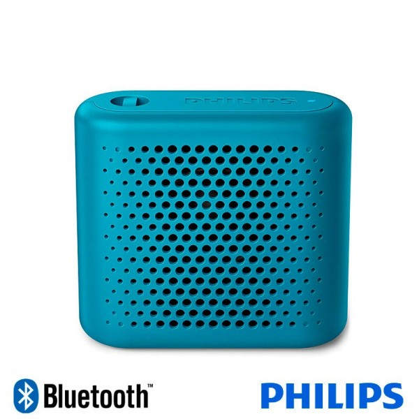 Altavoz Música Bluetooth Universal Philips BT55 A...