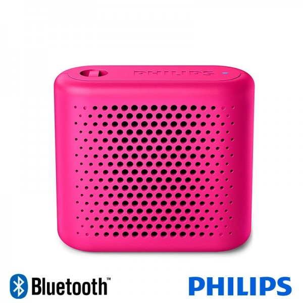 Altavoz Música Bluetooth Universal Philips BT55 R...