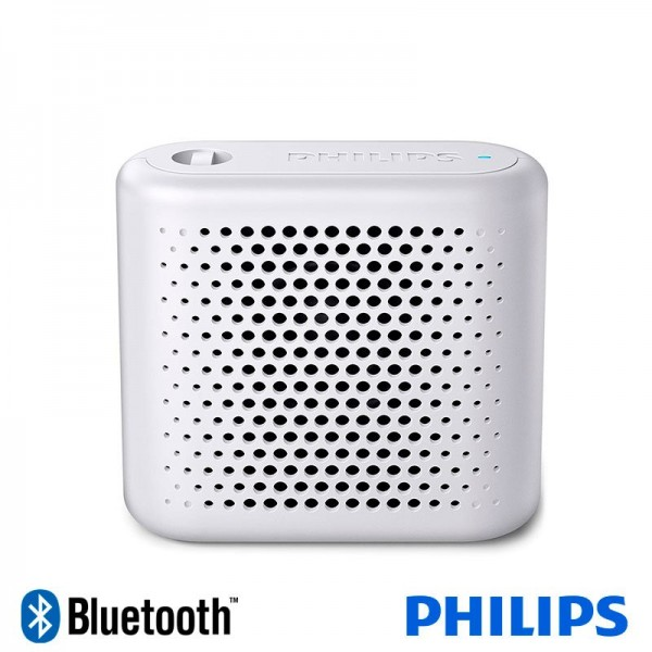 Altavoz Música Bluetooth Universal Philips BT55 B...