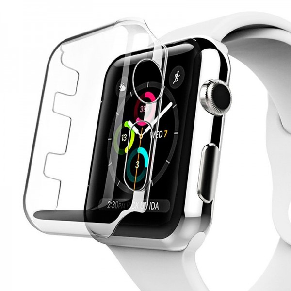 Protector Silicona Apple Watch Series 1 / 2 / 3 (4...