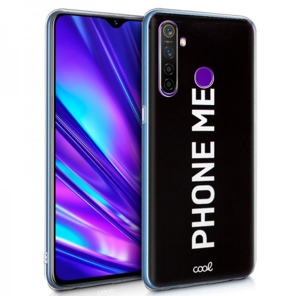 Carcasa COOL para Realme 5 Pro Dibujos Phone Me