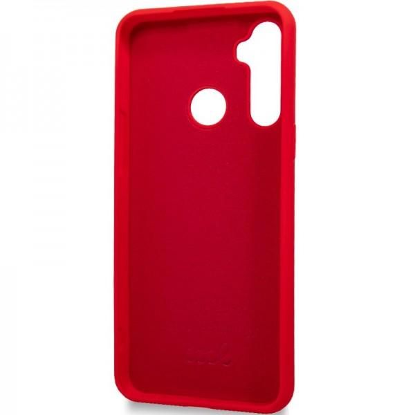 Carcasa COOL para Realme C3 Cover Rojo