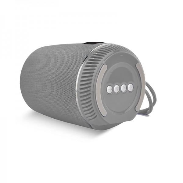 Altavoz Bluetooth Universal Música 5W COOL Manchester Gris