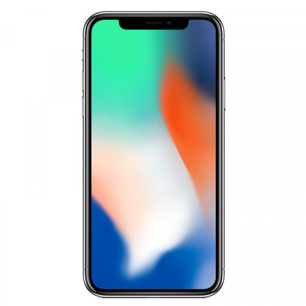 Apple iPhone X Plata
